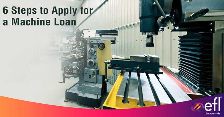 6 Step Appy Machine Loan