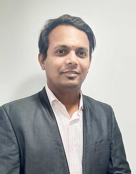 Jagdish Bhoir
